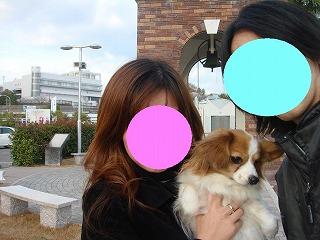 ティナちゃん&ヒデ&メグ