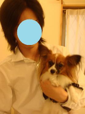 蘭ちゃん&ヒデ